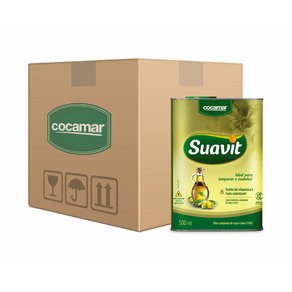 Oleo-Composto-SUAVIT-Soja-e-Oliva-lata-500ml--CAIXA-24UN.-