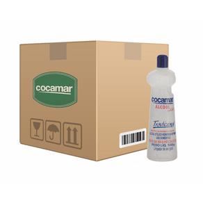 Alcool-COCAMAR-em-Gel-Tradicional-500ml--CAIXA-12UN.-
