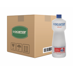 Alcool-COCAMAR-Liquido-46º-1L--CAIXA-12UN.-