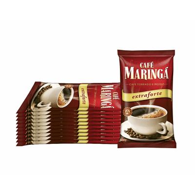 Cafe-MARINGA-Almofada-500g--FARDO-10UN.-