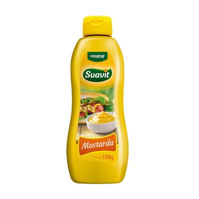 Mostarda-Suavit-190g