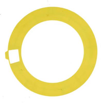 Frente-do-Anel-para-Milho-Apollo-Universal-Liso-Amarelo-4mm