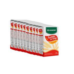 Farinha-de-Trigo-Cocamar-papel-1kg--Fardo-10-Unidades-